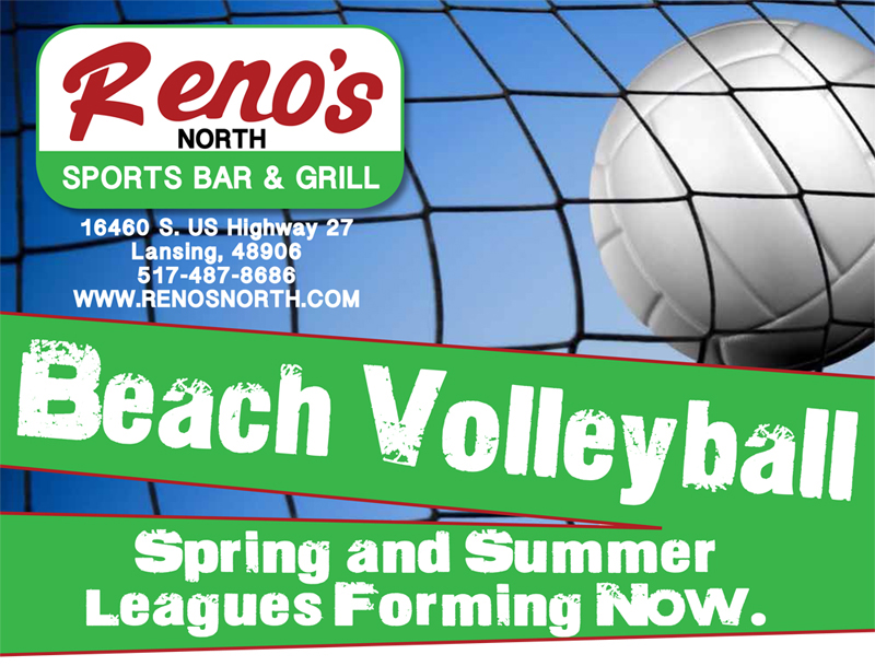 11649 Renos Volleyball Short