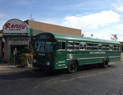 Reno's East Shuttle
